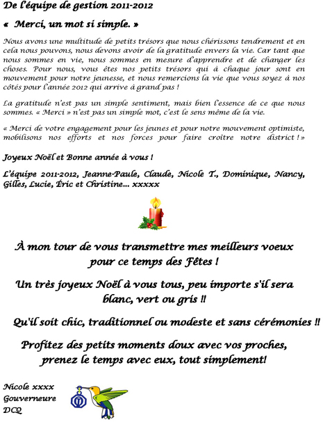 Voeux gestion 2011-2012