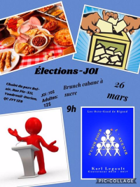 Affiche élection JOI 2017-2018 District Centre du Québec