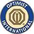 Optimist International bleu-or