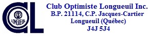 Club optimiste Longueuil